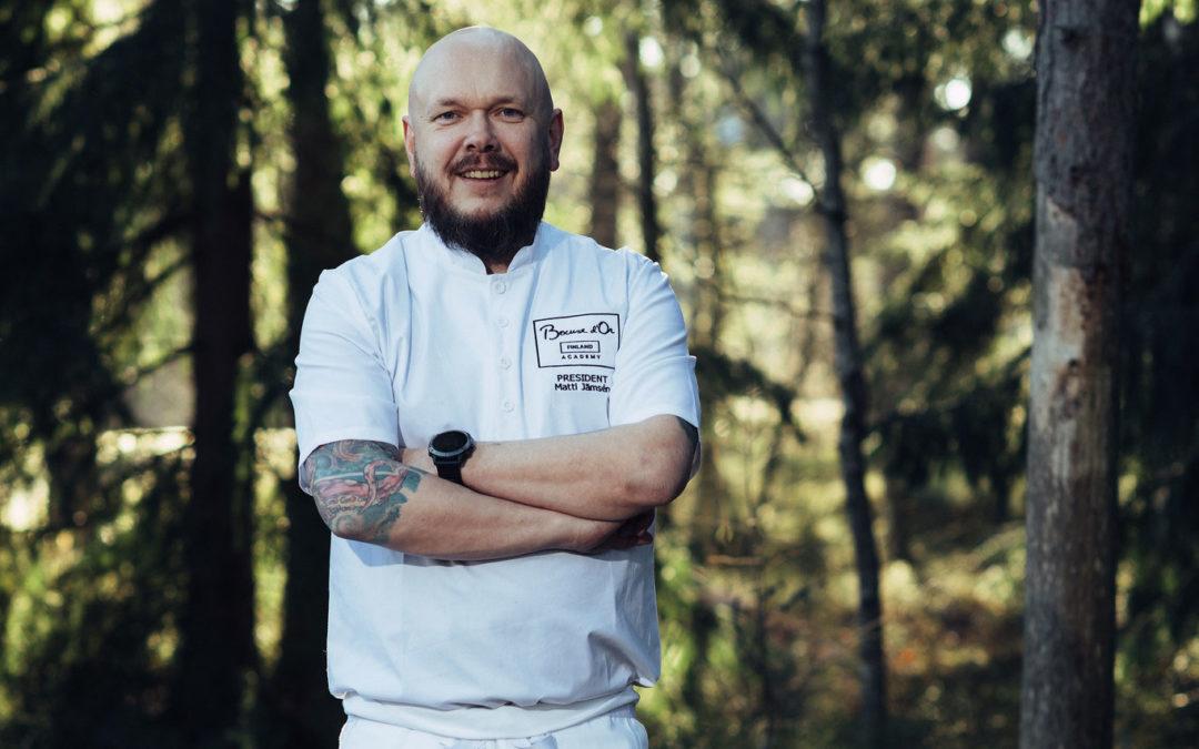 Bocuse d'Or Academy Finland ry:n puheenjohtaja Matti Jämsén menehtyi 41-vuotiaana