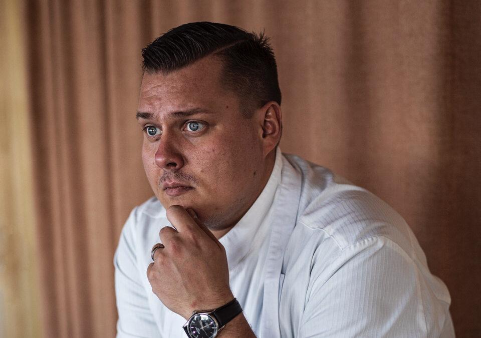 Eero Vottonen Suomen Bocuse d'Or -joukkueen johtoon
