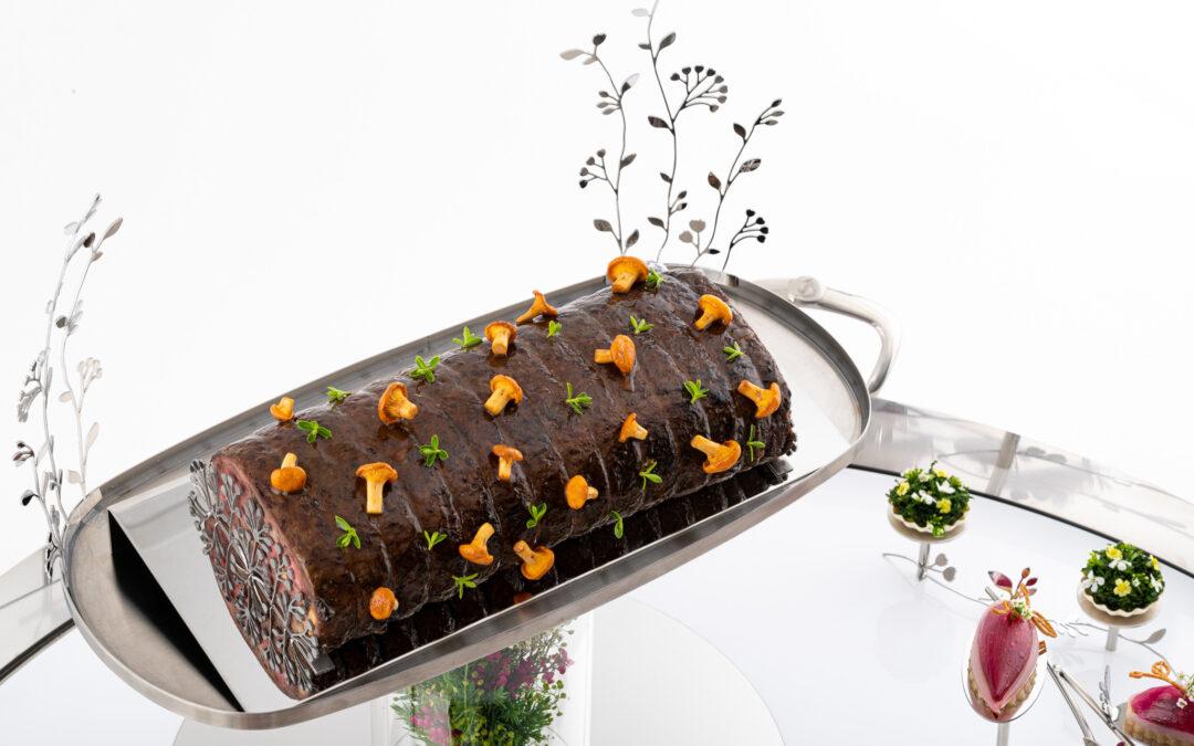 Bocuse d'Or -finaalissa esitellään suomalainen syksyn satokausi lautasella